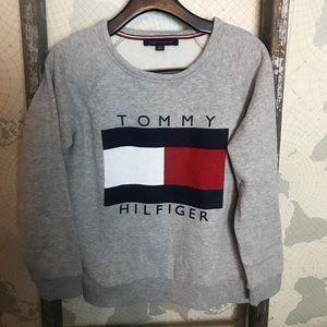Tommy Hilfiger men's pullover sweatshirt S NWOT